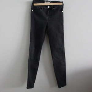 "Madewell Jeans - Madewell 9"" high Riser Skinny Jeans"